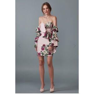Keepsake night light mini dress revolve